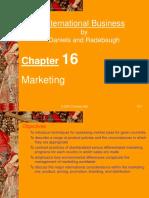 chapter 16 -International Business
