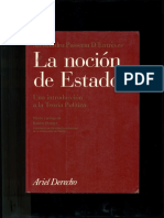 La noción de  Estado. Alessandro Passerin.pdf