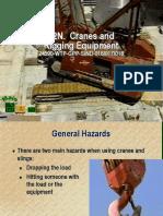 Cranes & Rigging