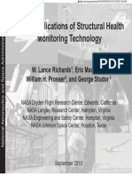 NASA application of SHM technology.pdf