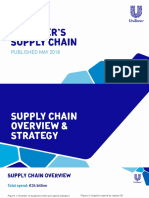 Unilever Supply Chain Overview May 2018 Tcm244 523172 1 En