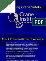 Managing Crane Safety