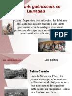Saints Guerisseurs Du Lauragais