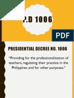 PD 1006