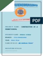 Neeraj Kumar Project