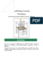 Scaffolding+Training+Course+Overview