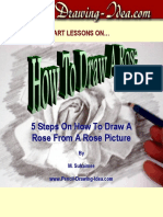 Vẽ bông hồng - how to draw rose.pdf