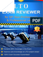 LTO Drivers License Exam Reviewer