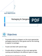 Alfi Institute Module 2 Packaging & Dg 2017