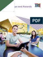 ECU Scholarships Brochure