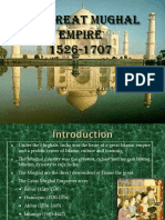 Ppt(the Mughal Empire)