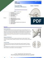 modelo antena