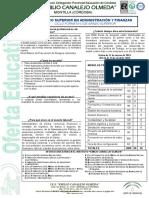 Cartel GS Administrativo