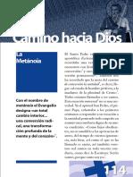 CHD 114 La Metánoia