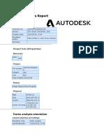 Assembly1sasassaa Frame Analysis Report 13-02-2018 Ridho Risqi Handoyo