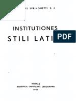Springhetti - Institutiones stili Latini.pdf