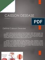 Caisson Desease