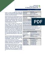 Equity IPO Note PT Bintang Oto Global Tbk