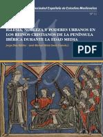 Conflicto político, Gobierno urbano y poder religioso entre la Gobernación de Orihuela y la Diócesis de Cartagena a finales de la Edad Media