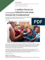 Como Usar Melhor Livros Na Educacao Infantil e Nos Anos Iniciais Do Fundamentalpdf