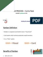 Kanban System Proces Flow