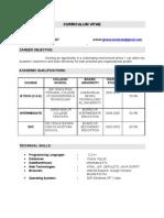 GNANA resume1