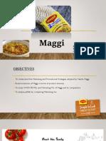 Analysis of Marketing Strategies of Nestle Maggi