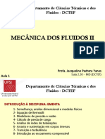 MF II Tema I Análise Dimensional e Semelhança-Aula 1.pdf
