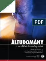 Áltudomány – A pszichiátria hamis diagnózisai