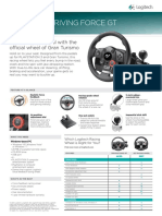 Driving Force Gt Steering Wheel 941000020