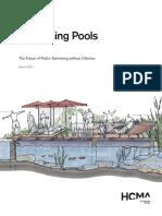 Natural Swimming Pools Report HCMA
