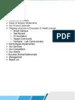 Complete report on AI Next Company Profile