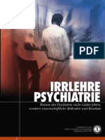 Irrlehre Psychiatrie