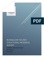 CED Progress Report UTP