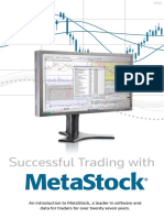 Successful Trading with MetaStock