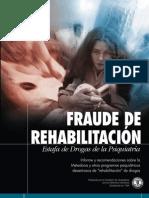 Fraude de Rehabilitación