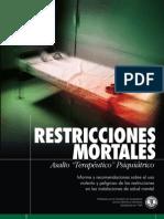 Restricciones mortales