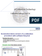 Cal Soft. Overview