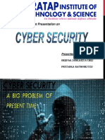 Cyber Sucurity DPB