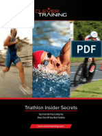 triathlon secrets