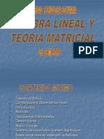 Matrices Matematicas