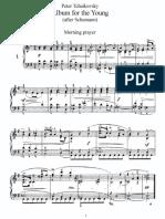 Childrens Album, Op.39 - Complete Score 1