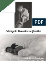 Interrupo Voluntria Da Gravidez Aborto Trabalho Filosofia 1201394976349700 2