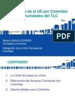 La Union Europea y El Acuerdo Comercial Con Colombia (1)