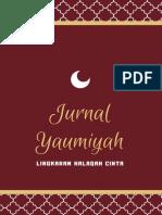 Journal Yaumiy 16
