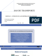 2Introducaoaossistemasdetransporte