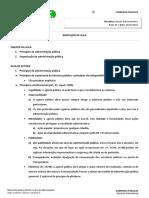 Direito Administrativo Aula 04
