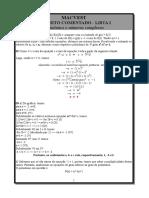 Resolução de Polinômios