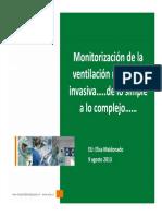 Monitorización en VMI