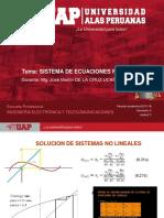 Semana5_Sistemas Ecuac No Lineales.pdf